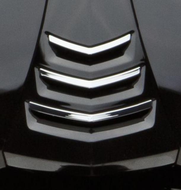 Chromeinsatz Frontverkleidung Klassik | ZN50QT-56