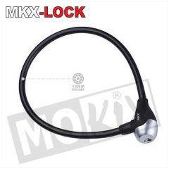 Kabelschloss MKX 12 x 650