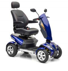 Nova Motors Vita vierrädriges Elektromobil Seniorenmobil mit einstellbarer Geschwindigkeit bis 6 km/h und 50 km Reichweite