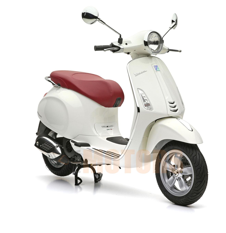 Vespa Primavera 125 in montebianco weiß mit ABS bei Nova Motors