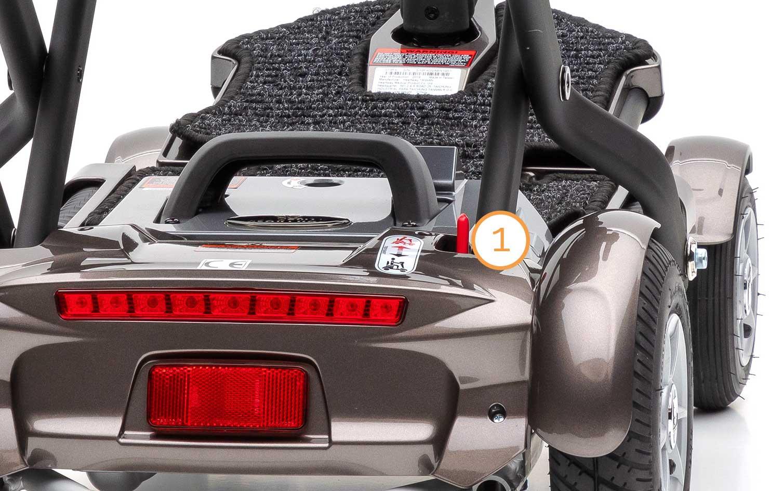 Freilauf des Nova Motors Mini 4 plus erklärt