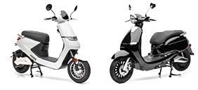 Zu den Elektro-Motorrollern