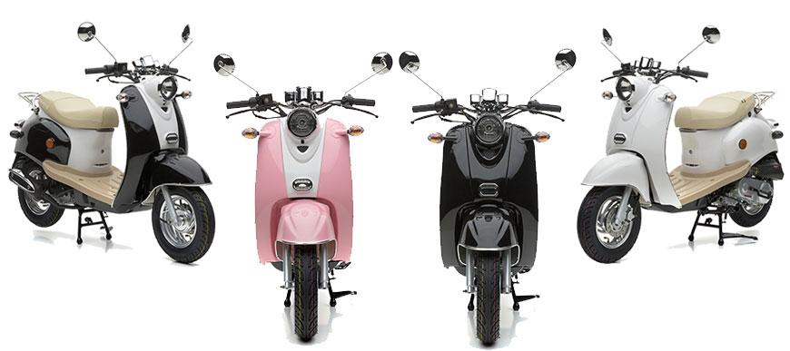 Nova Motors Vespa Motorroller E Bikes Pedelecs