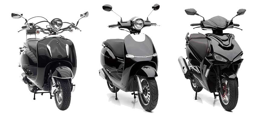 nova motors vespa motorroller e bikes pedelecs. Black Bedroom Furniture Sets. Home Design Ideas