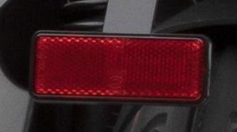 Reflektor rot schraubbar