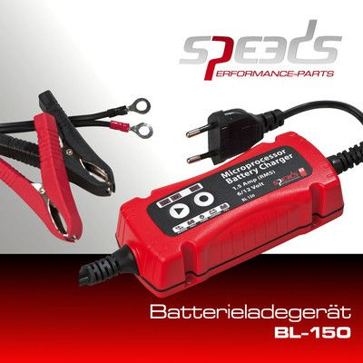 Speeds Batterieladegerät BL150