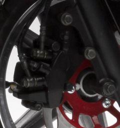 Bremsbelagset vorne SP125i