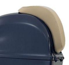 Original Rückenlehne für Vespa Primavera Topcase in beige