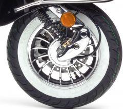 Felge vorne mit Radlager Retro69 125i
