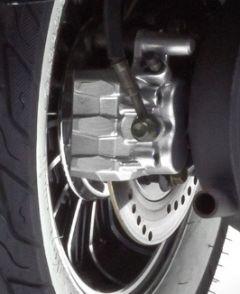Bremsbeläge hinten Retro69 125i