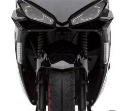 Frontverkleidung unten schwarz SP125i