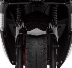 Abdeckung hinter dem Vorderrad  SP125i