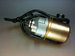 Elektrostarter Motor / Anlasser