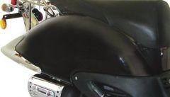 Heckverkleidung rechts Cruiser schwarz (Version ab 2012) 50 und 125 YY--QT