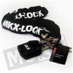 Kettenschloss MKX-Lock 10mm 120cm