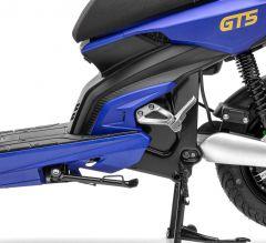 eGT5 Seitenverkleidung klein blau (links)
