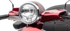 Lenkerverkleidung rot lackiert BENDI