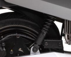 S5 Spritzschutz über Hinterrad