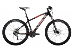 Corratec X Vert 650B Motion 9 Speed in schwarz-rot, 27,5 Zoll Hardtail MTB, Shimano Acera 27-Gang