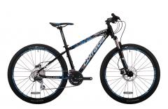 Corratec X Vert 650B Halcon in schwarz-blau, 27,5 Zoll Hardtail MTB, Shimano Acera/Altus 24-Gang