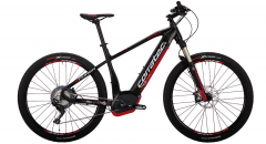 Corratec E-Power X Vert 650B CX Gent in schwarz mit Bosch Performance CX und Shimano Deore XT 10-Gang