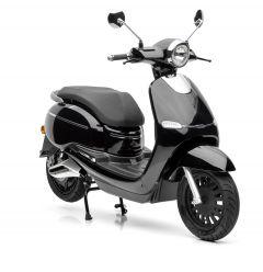 Nova Motors eEve 50 elektro schwarz - Elektroroller mit Bosch Motor