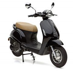 Nova Motors eGrace 50 elektro schwarz - Elektroroller