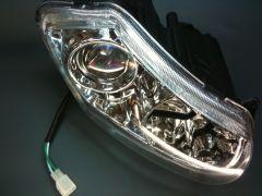 Hauptscheinwerfer F35 vorne LED
