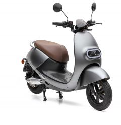 Nova Motors S3 Li 50 Elektro - Retro Elektroantrieb 45 km/h, BOSCH-MOTOR, tragbarer Lithium-ionen-Akku, Doppelakkusystem
