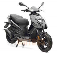 Piaggio TPH 50 Motorroller in schwarz lucido