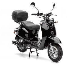 Nova Motors Retro Star 50 Touring schwarz - Modell 2020