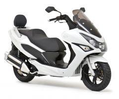 Daelim S3 125 E4 weiß bei Nova Motors