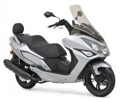 Daelim S300 ABS titangrau metallic bei Nova Motors