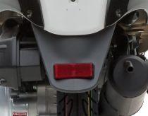Spritzschutz hinten Retro Star