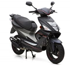 Scooter TGB Bullet RR 4,8 PS Variomatik Mofa Version schwarz