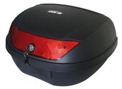 Universal Top Case NAPOLI 48l für 2 Helme