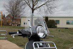 Piaggio Vespa Flyscreen Windschild für Primavera