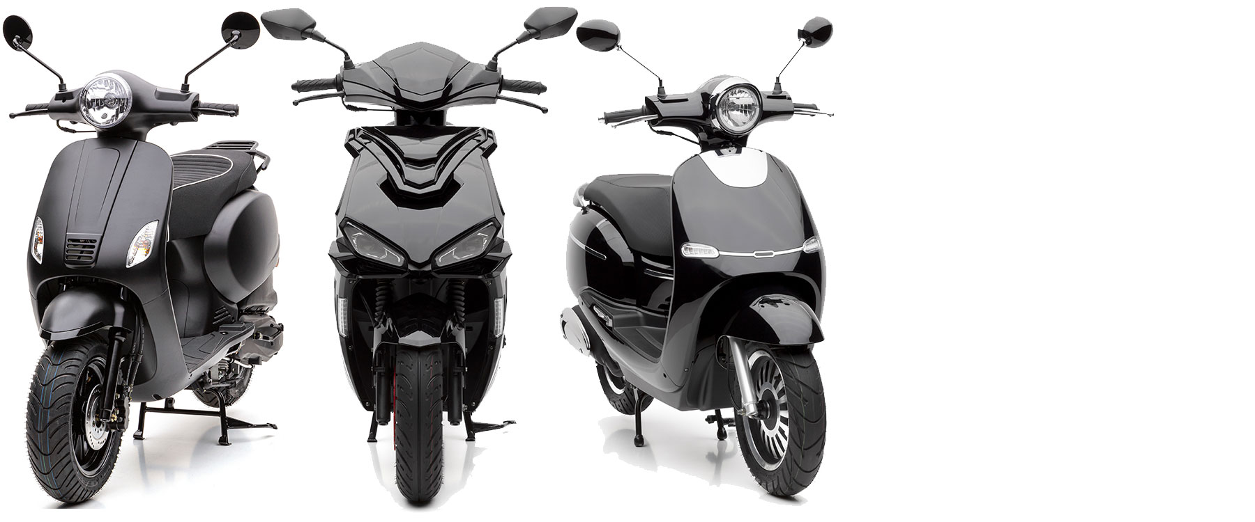 125ccm Motorroller im Nova Motors Onlineshop bestellen