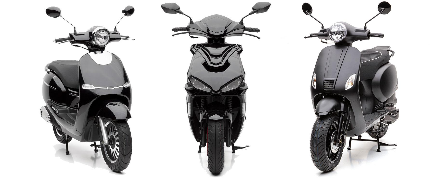 125ccm Motorroller im Nova Motors Onlineshop