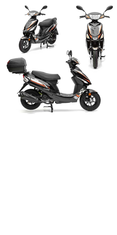 Nova Motors Energy, den günstige Motorroller kaufen!