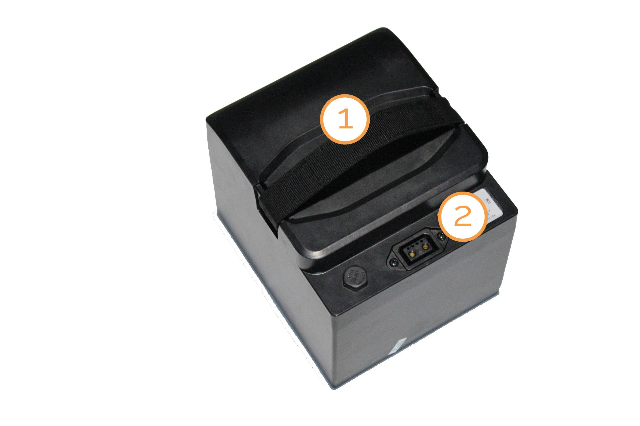 Lithium-Ionen-Akkupack des Nova Motors Bendi Premium